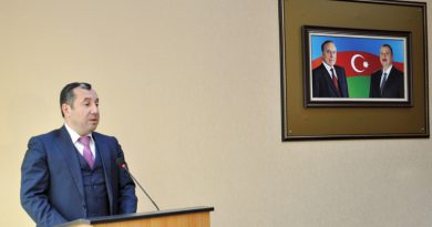 On March 17, a meeting of the Confederation of entrepreneurs of Nakhchivan  Business Center Nakhchivan was held.