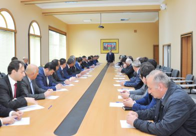 17 марта в Нахичеванском бизнес-центре состоялось собрание Нахичеванской конфедерации предпринимателей.