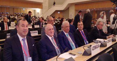 В  швейцарском городе Женева отметили 100-летний юбилей Международной организации труда.