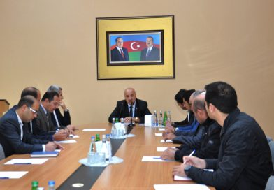 A meeting of the Poultry Union was held at the Nakhchivan Business Center