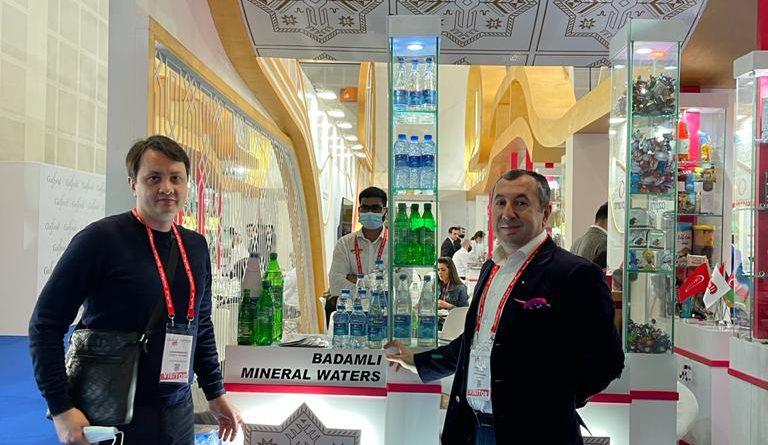 "Azerbaijani companies took part in the ""Gulfood 2021"" international food exhibition in Dubai, United Arab Emirates, on February 21-25."