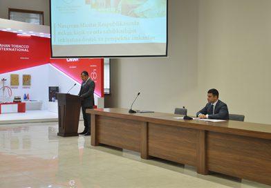 В Конфедерации предпринимателей Нахичевана состоялась встреча с представителями МСП.